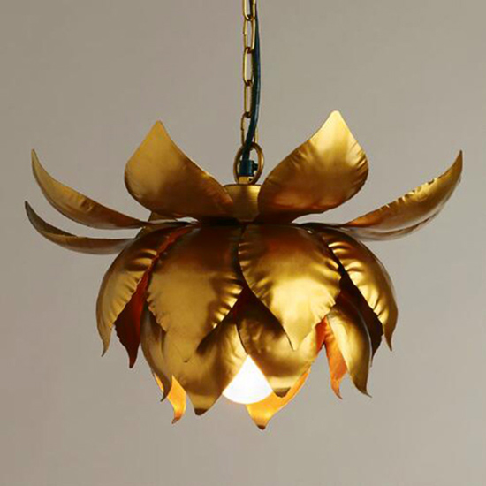 Just Date: A Pendant Light