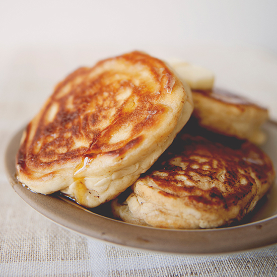 Irish Pancakes