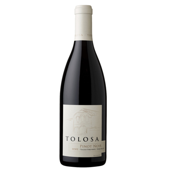 Tolosa Winery 2012 Pinot Noir Estate Vineyards, Edna Valley, California, USA ($32)