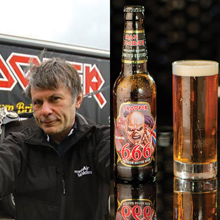 The Brews: Iron Maiden Trooper and Trooper 666