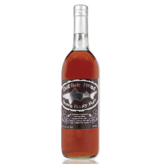 6. Dogfish Head Brown Honey Rum, $25
