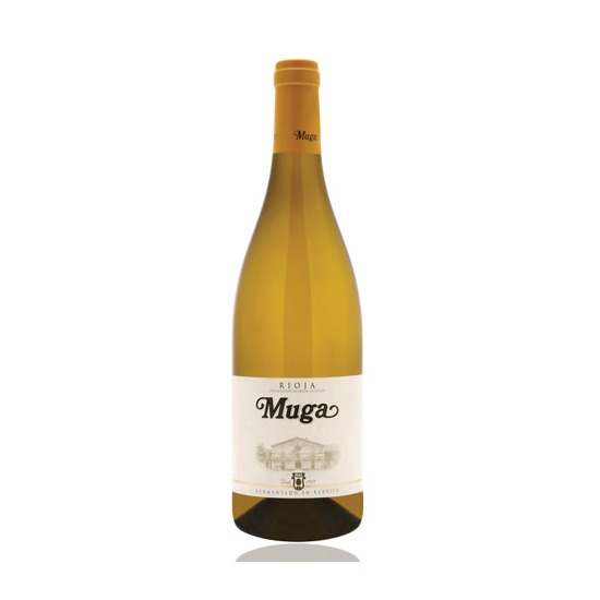Muga Blanco Barrel-Fermented 2014 ($15)