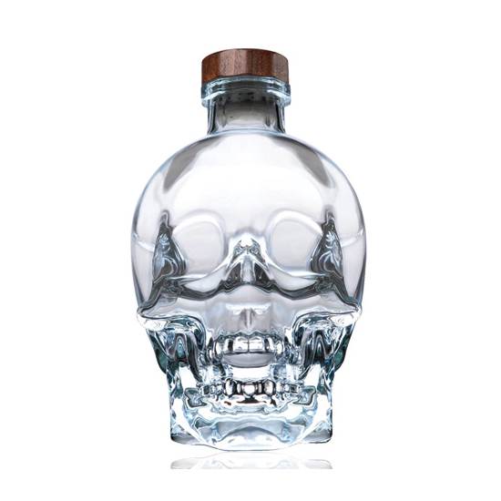 Crystal Head Vodka ($50)