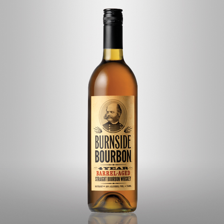Burnside Bourbon & Burnside Oregon Oaked Bourbon, $33