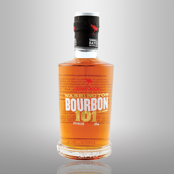Dry Fly Straight Washington Bourbon 101, $35