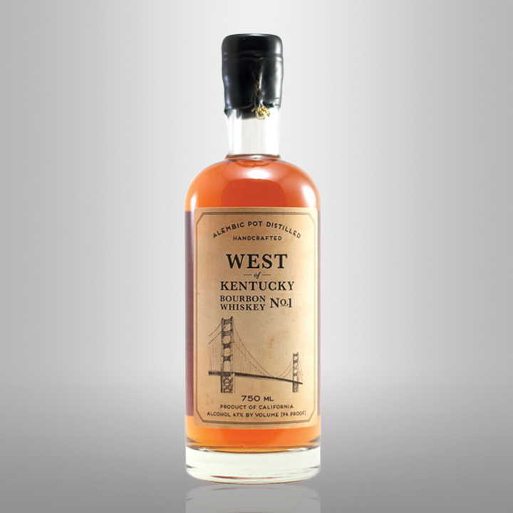 West of Kentucky Bourbon No. 2, $55