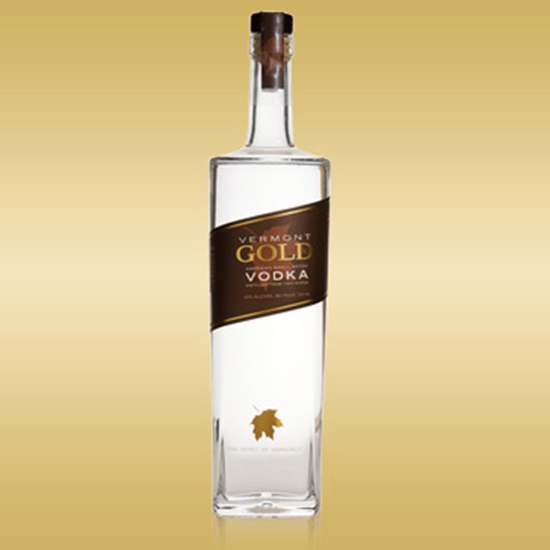 Maple Sap: Vermont Gold Vodka