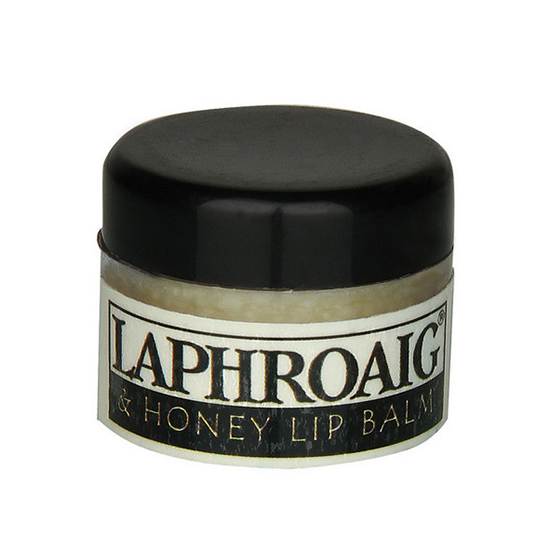 Laphroaig and Honey Lip Balm, $7