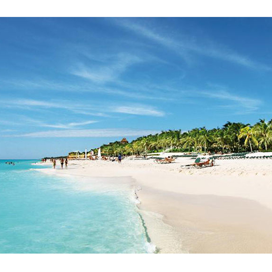 Instead of Miami, go to Playa del Carmen