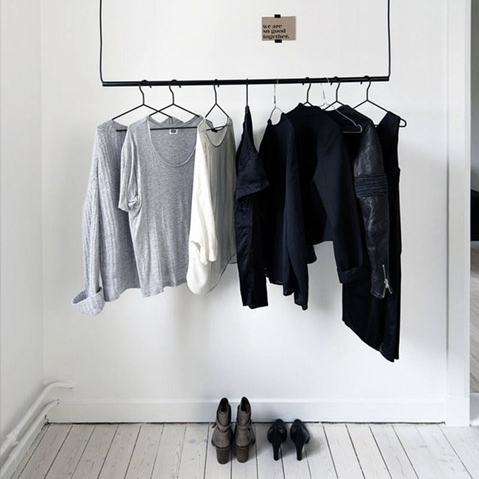 Rid Your Clothes of Static Cling