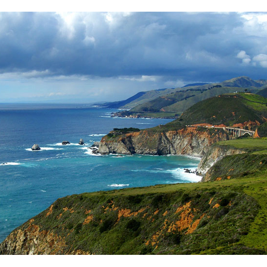For Sweeping Scenery: Big Sur, California