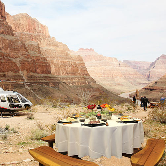 Explore the Grand Canyon...by Helicopter