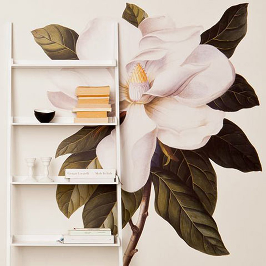 Try Your Hand at Wallpaper Decals