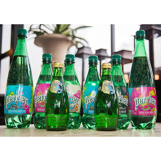 Slip Your Plants Some Perrier