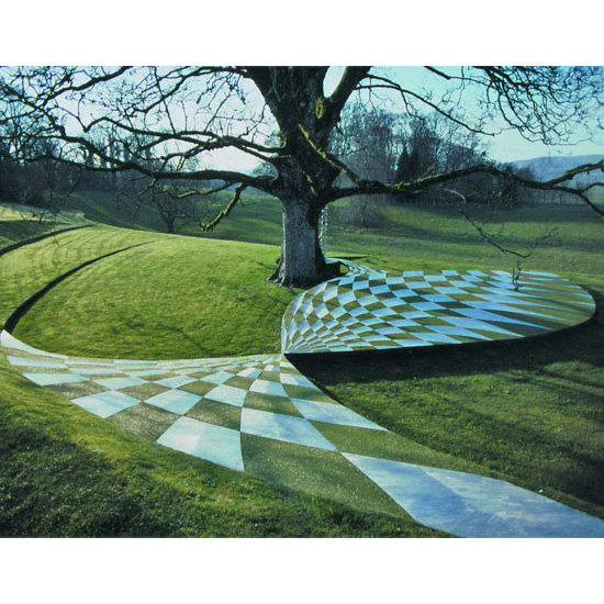 The Garden of Cosmic Speculation, Portrack House, Scotland