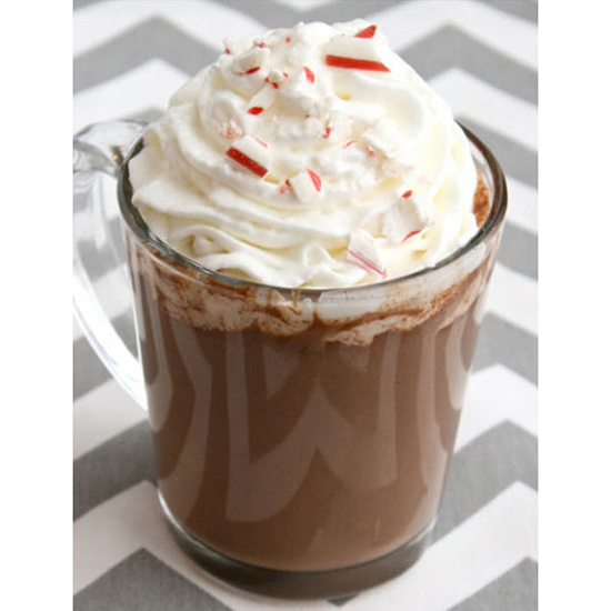 Peppermint Bark Hot Chocolate