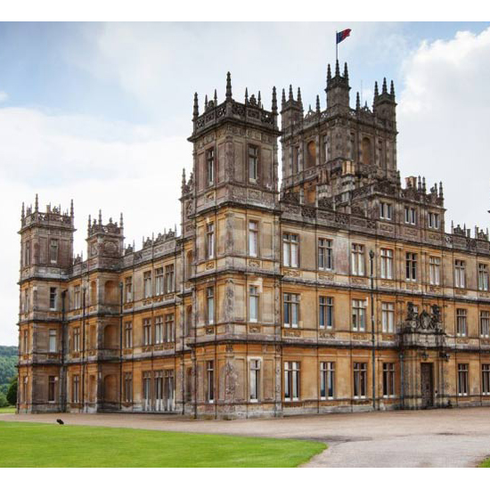 An Overnight at Downton Abbey: $395