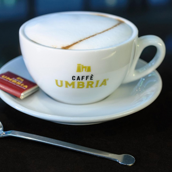 Best for Pastry Pairings: Caffe Umbria