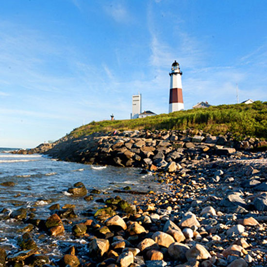Montauk Point Lighthouse,  The Affair