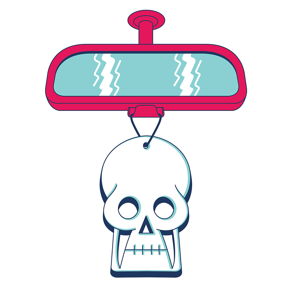 FWX POST APOCALYPTIC AIR FRESHENERS 2