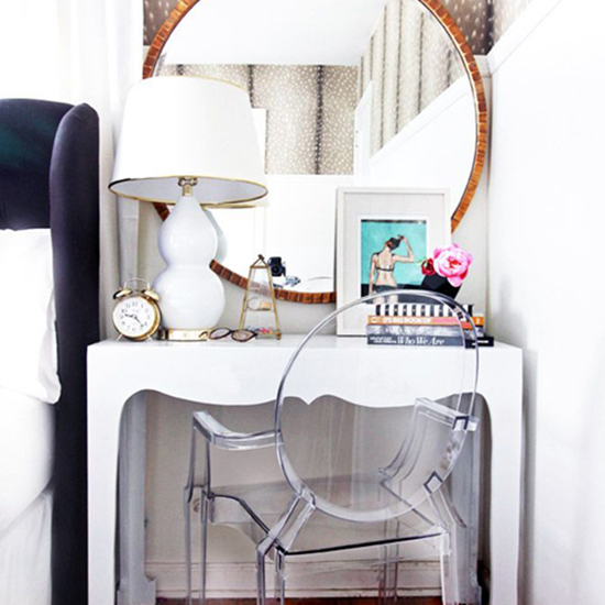 If you have: A nightstand