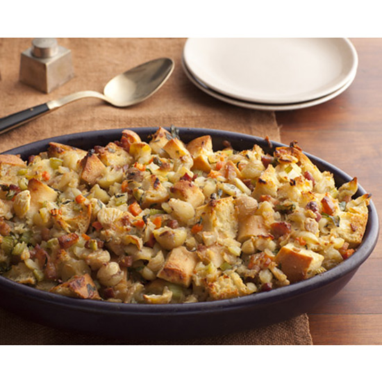 Problem: The stuffing is dry.