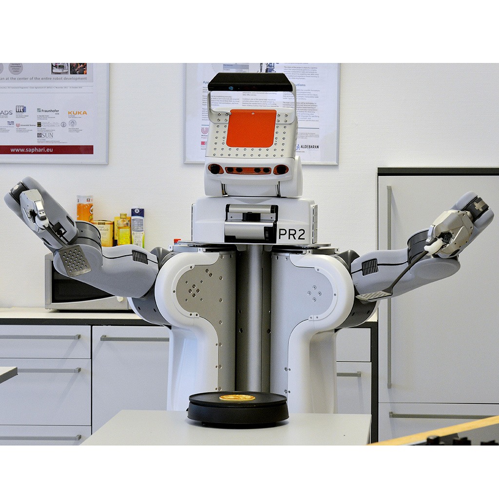 FWX RECIPE FOLLOWING ROBOT