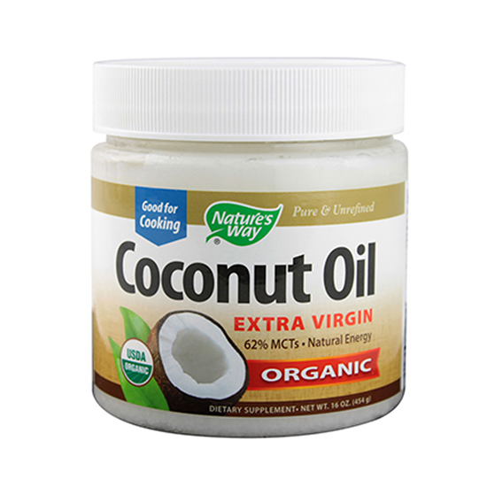 Bargain: Nature's Way Coconut Oil