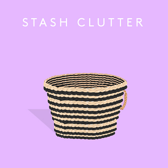 Stash Clutter