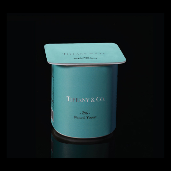 Tiffany & Co. Yogurt