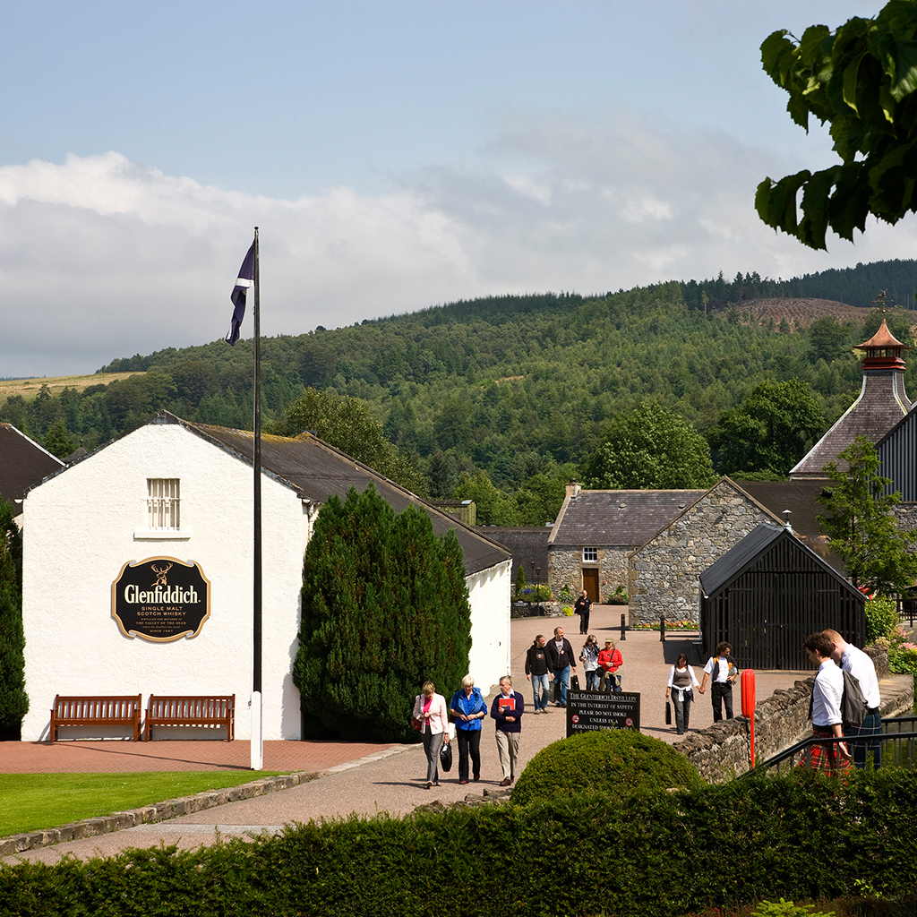 FWX SCOTTISH DISTILLERIES GLENFIDDICH