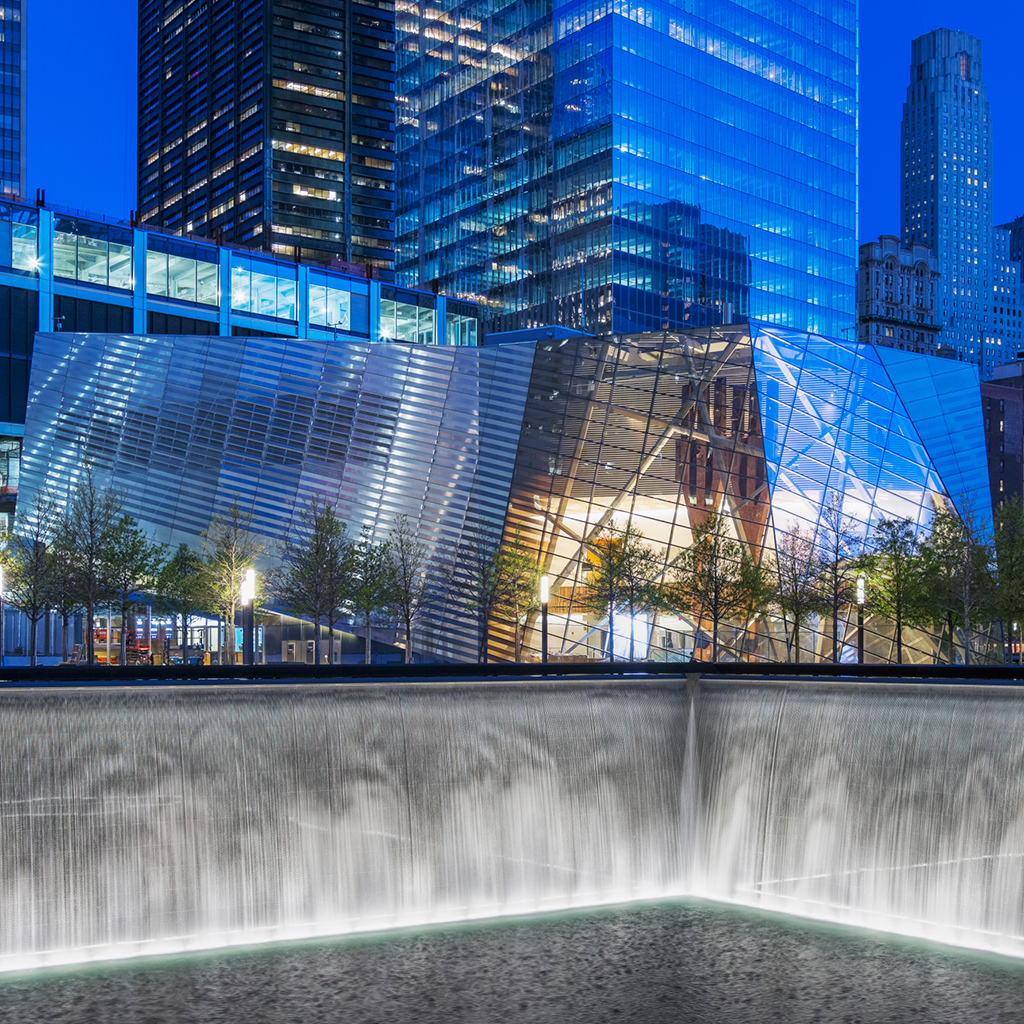 The September 11 Memorial Pavilion – New York City