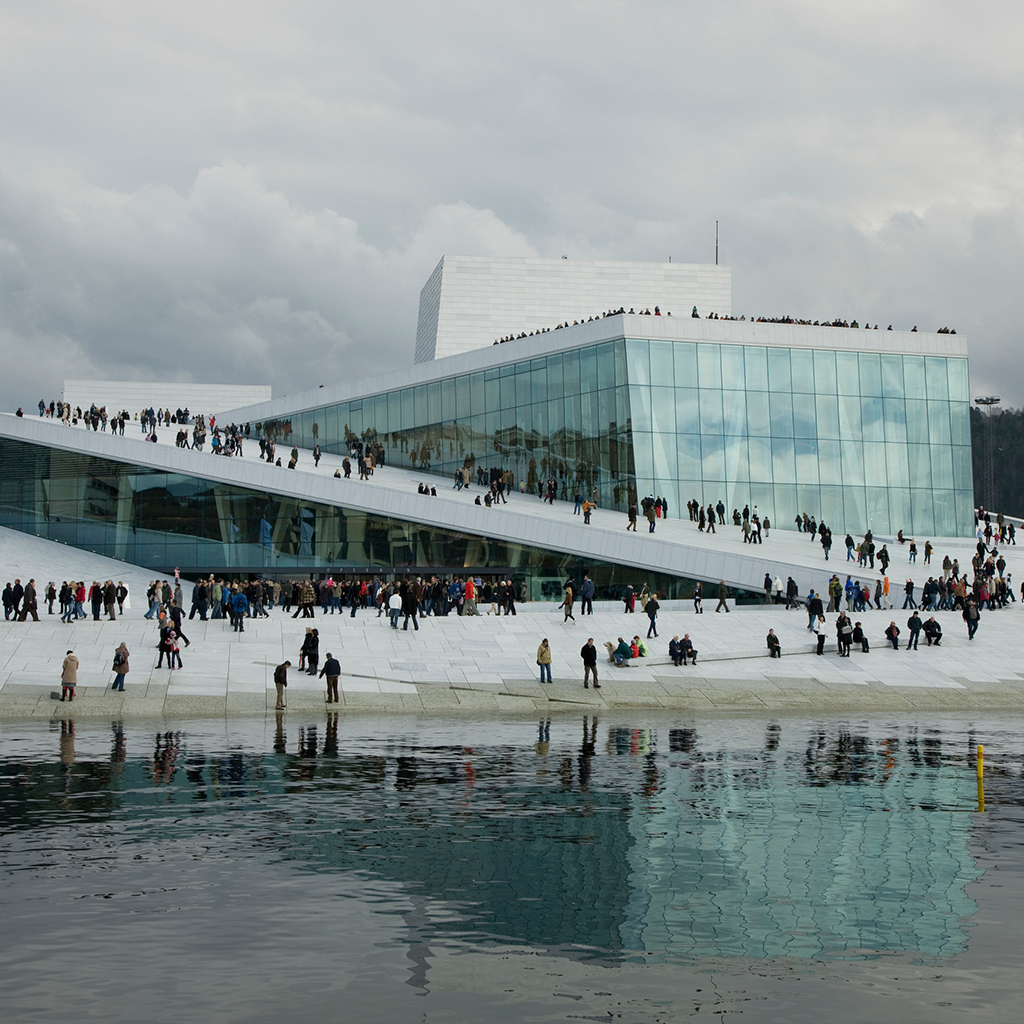 Norwegian National Opera and Ballet – Oslo, Norway
