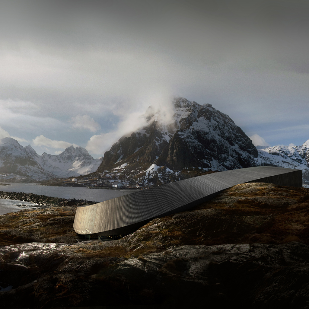 The Lofoten Opera Hotel – Moskenes, Norway