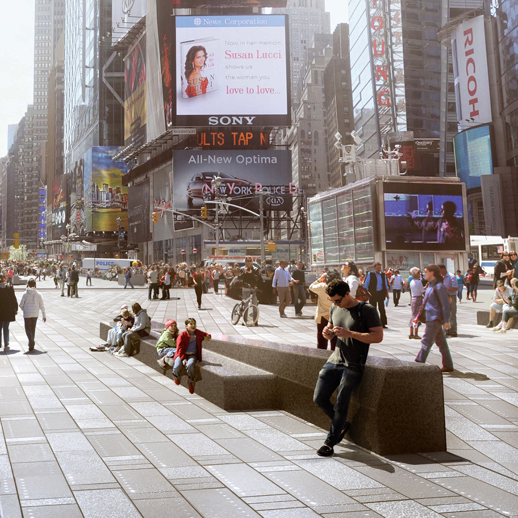 Time Square – New York City