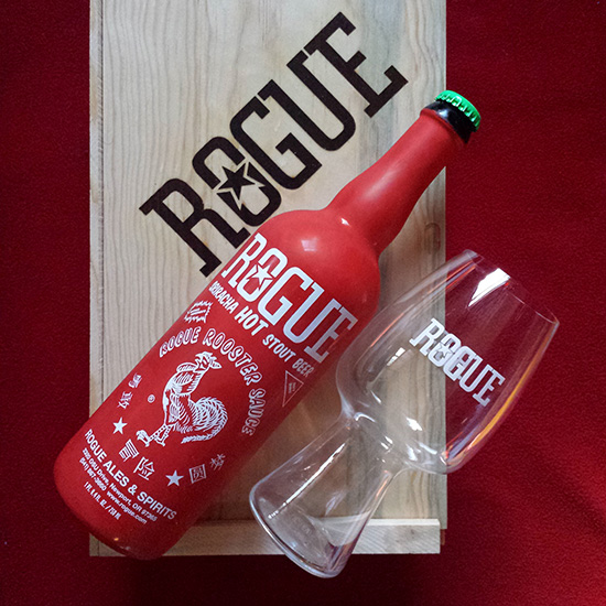 FWX SRIRACHA BEER TEST