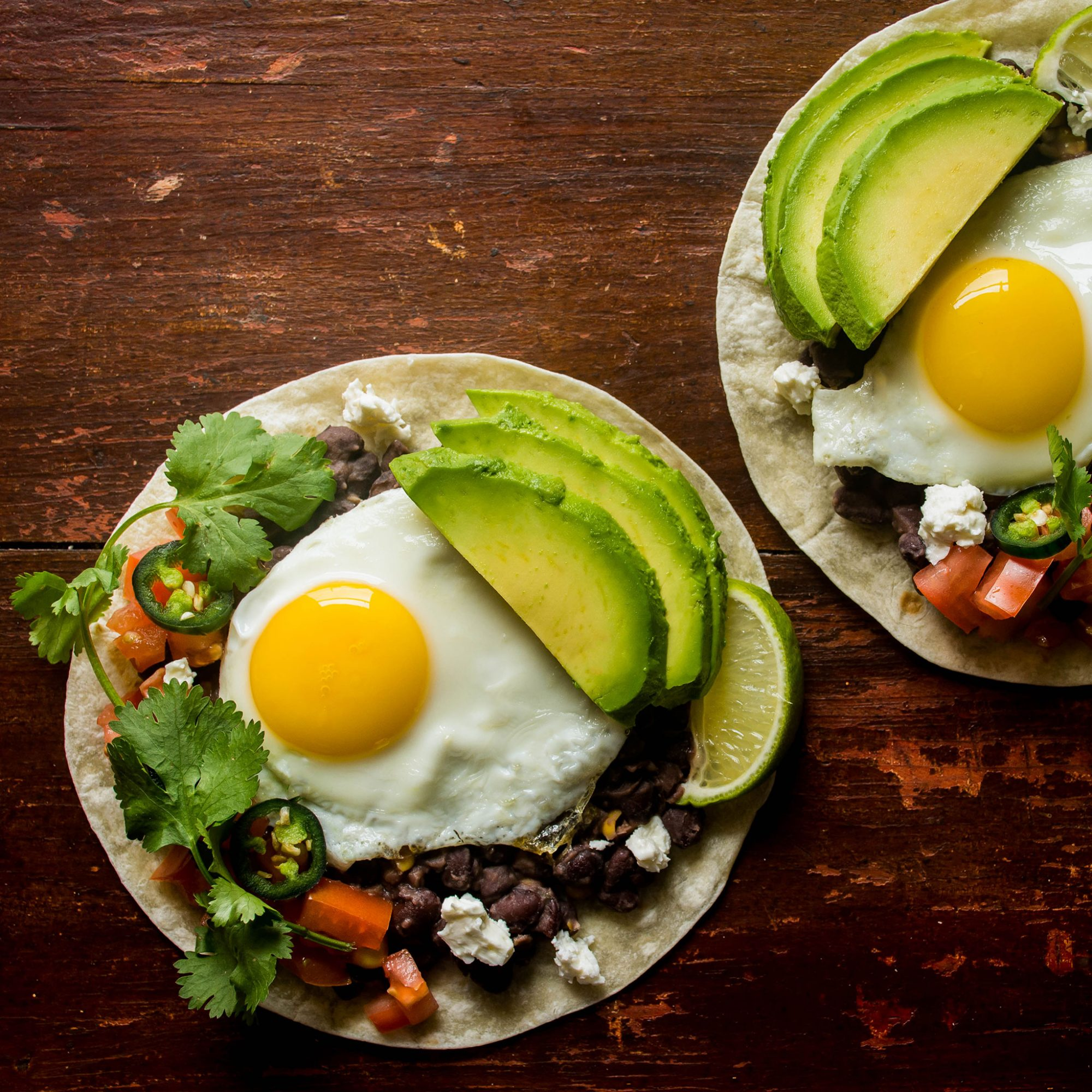 FWX STACKED HUEVOS RANCHEROS