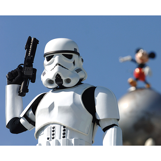 FWX STAR WARS AT DISNEY