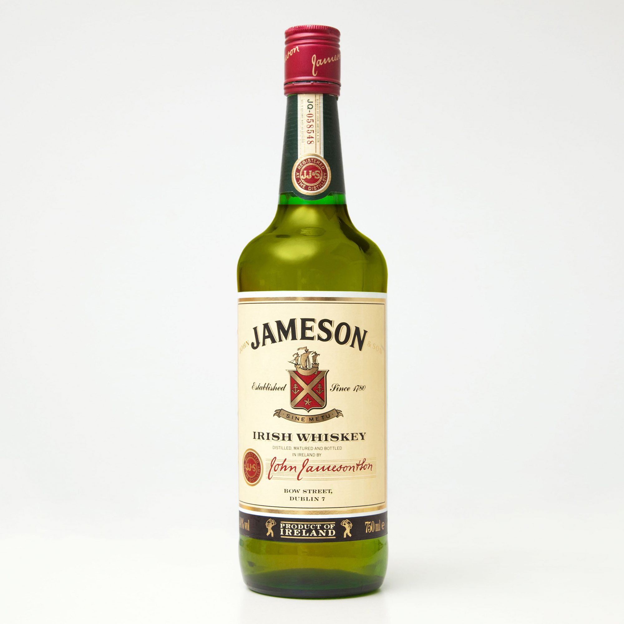 FWX STOLEN WHISKEY JAMESON