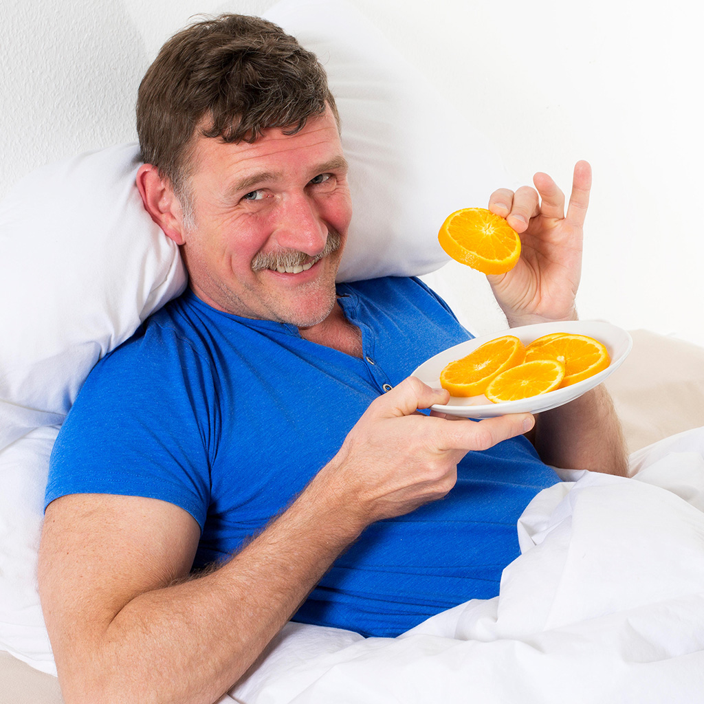 FWX STUDY EAT IN BED AND NEVER MOVE