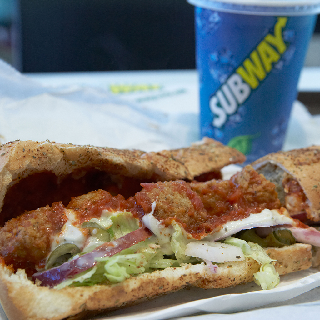 FWX SUBWAY FOOTLONGS TO BE MEASURED