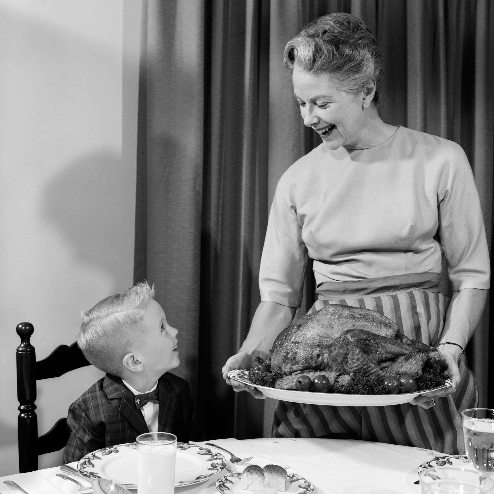 FWX THE COST OF THANKSGIVING DINNER