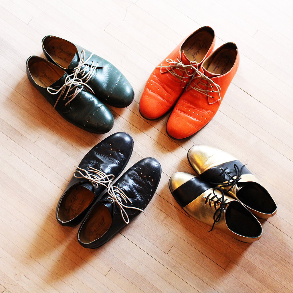 FWX THE SPARE ROOM SHOES