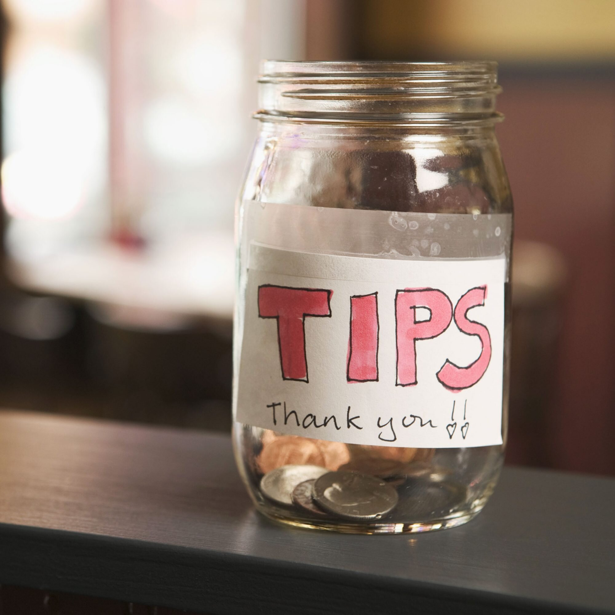 Never Use Quarters Again Digital Tip Jars Are Coming To Your Favorite Coffee Shop Food Wine