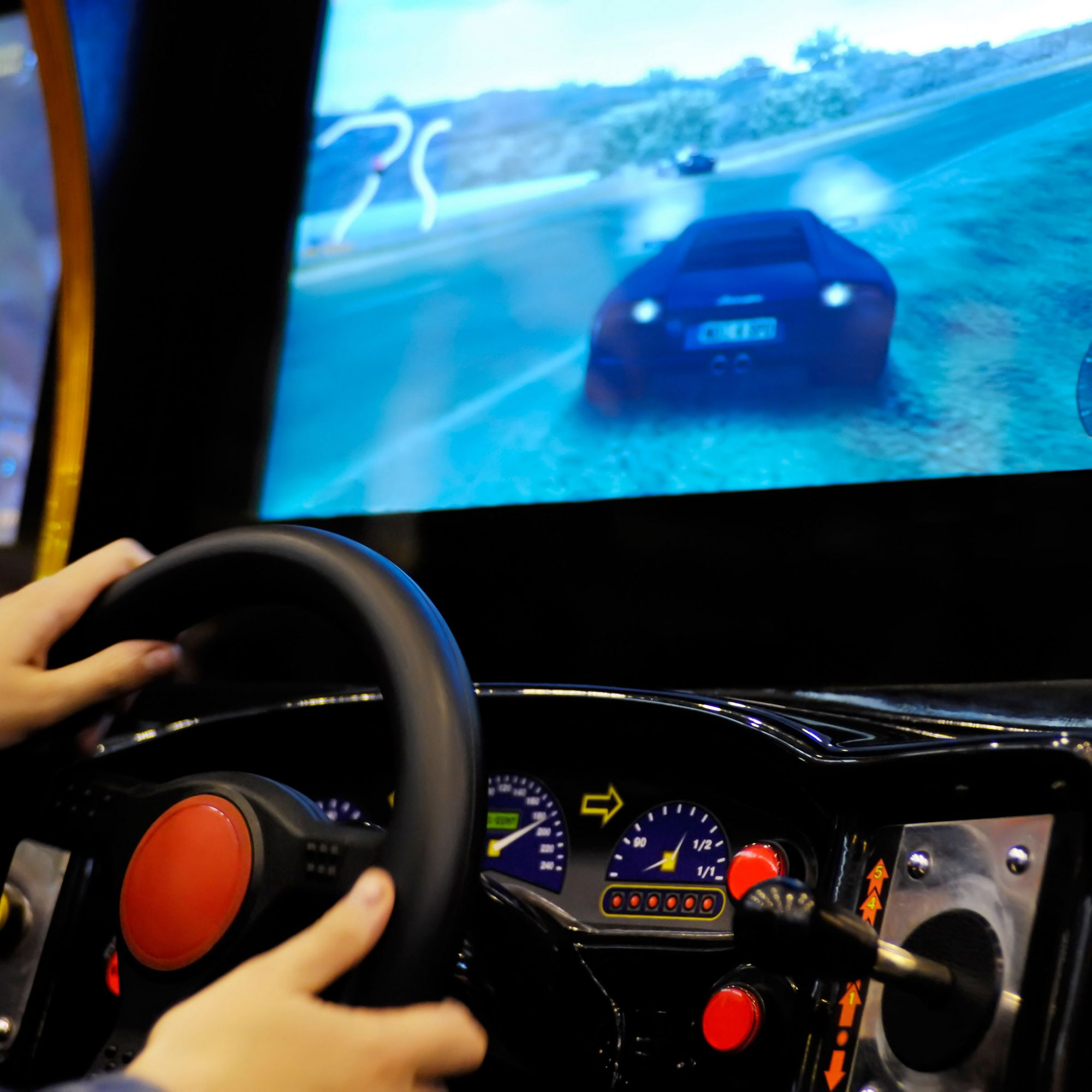 FWX VIDEO GAME MOVIES NEED FOR SPEED
