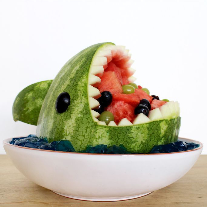 FWX WATERMELON SHARK BOWL
