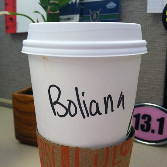 FWX WRONG STARBUCKS NAMES BOJANA