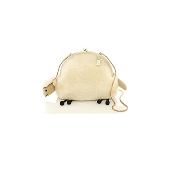 Kate Spade Chinese New Year Sheep Clutch