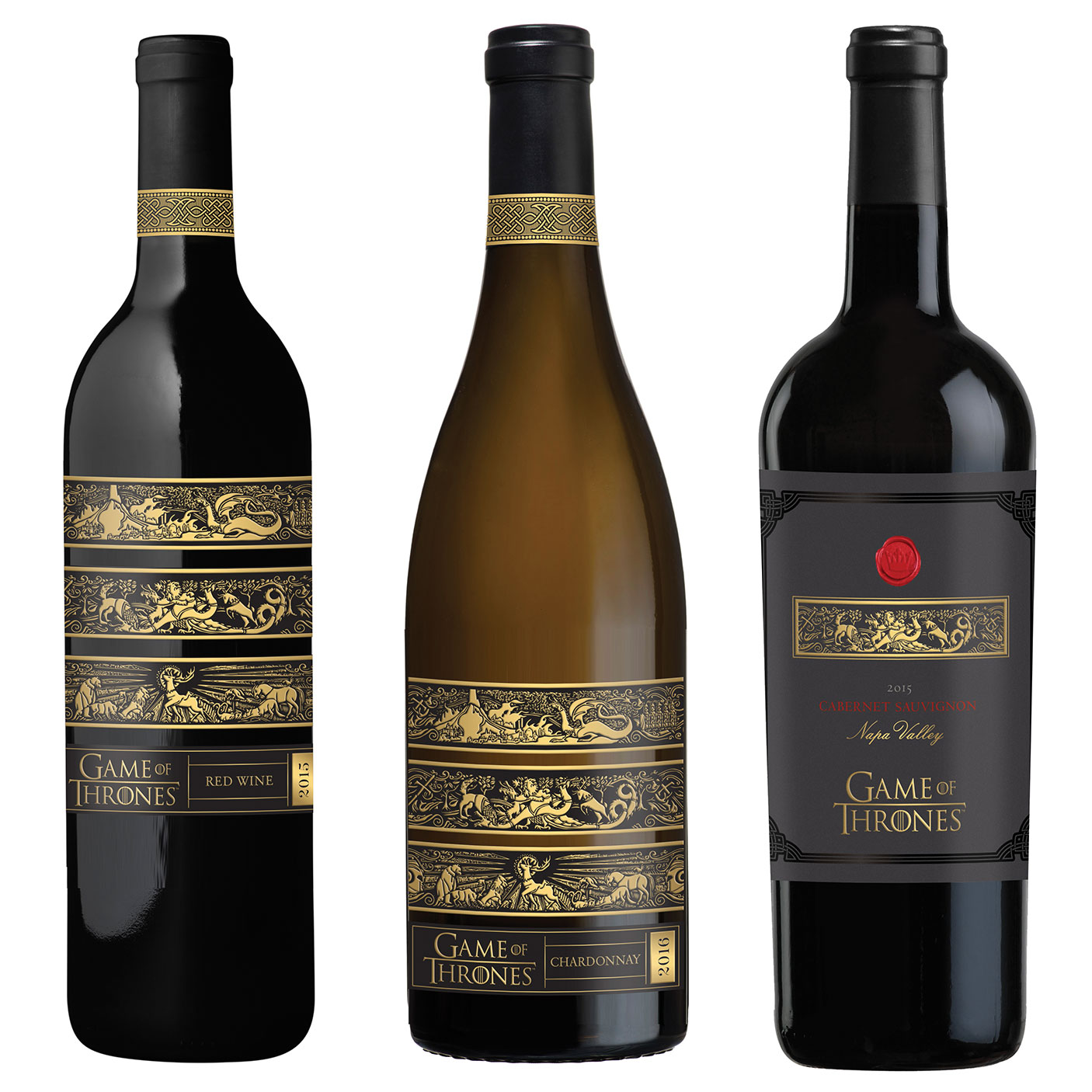 Game of Thrones Wines