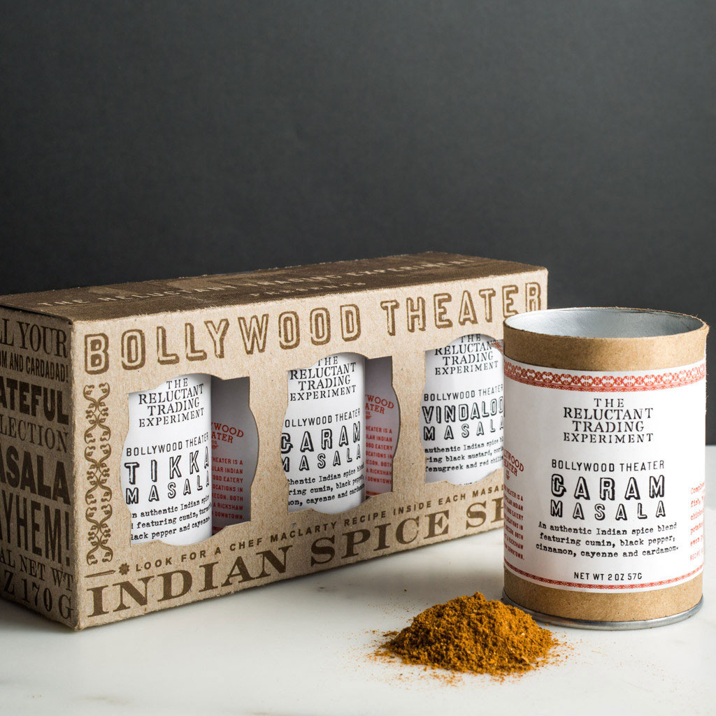 Bollywood Theater Spice Set